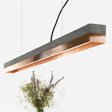 C1 oak pendant light  stephan gants gantlights c1 hg es luminaire lighting design signed 75552 thumb