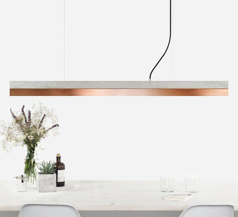 C1 copper stefan gant suspension pendant light  gantlights c1 hg ks   design signed 36707 product