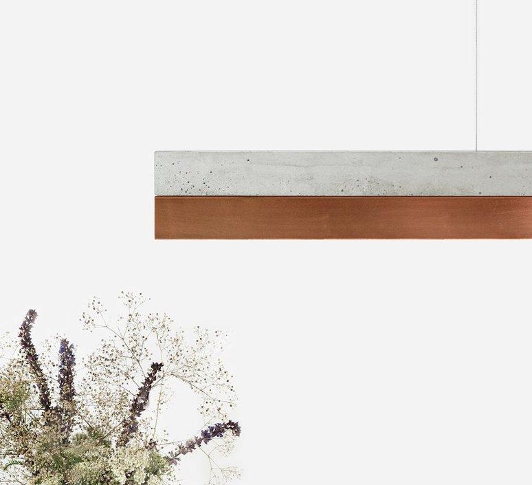 C1 copper stefan gant suspension pendant light  gantlights c1 hg ks   design signed 36708 product