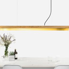 C1o brass stefan gant suspension pendant light  gantlights c1o hg ms   design signed 36710 thumb