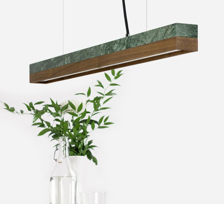 C2m  stefan gant suspension pendant light  gantlights c2 gm cs dw  design signed 53617 product