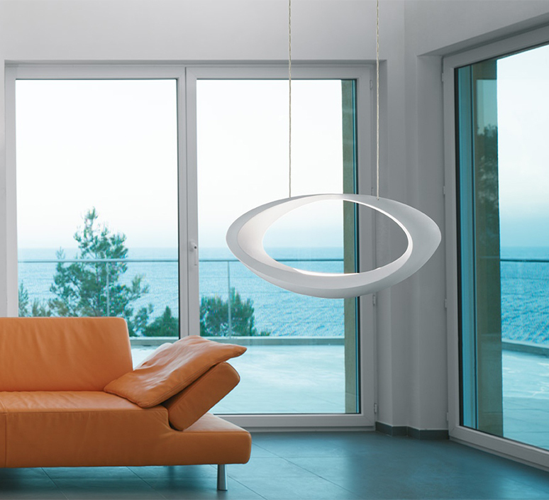 Cabildo eric sole suspension pendant light  artemide 1182w10a  design signed nedgis 127319 product