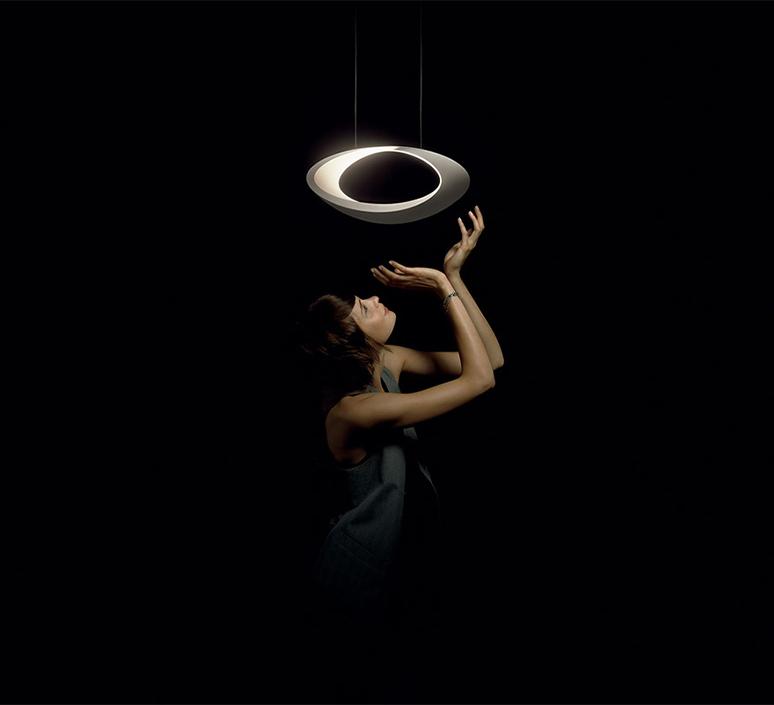 Cabildo eric sole suspension pendant light  artemide 1182w10a  design signed nedgis 127320 product