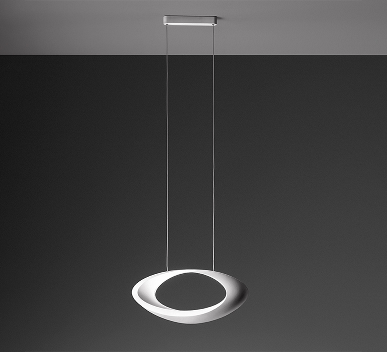Cabildo eric sole suspension pendant light  artemide 1182w10a  design signed nedgis 127322 product
