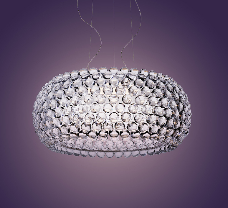 Caboche plus grande patricia urquiola suspension pendant light  foscarini 311017 16  design signed nedgis 109771 product