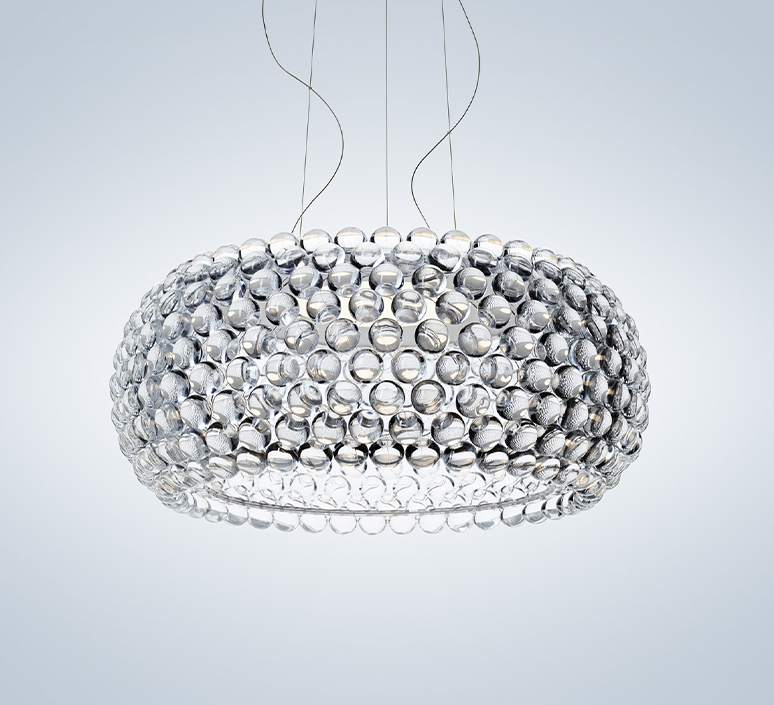 Caboche plus grande patricia urquiola suspension pendant light  foscarini 311017 16  design signed nedgis 109772 product