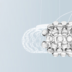Caboche plus grande patricia urquiola suspension pendant light  foscarini 311017 16  design signed nedgis 109776 thumb