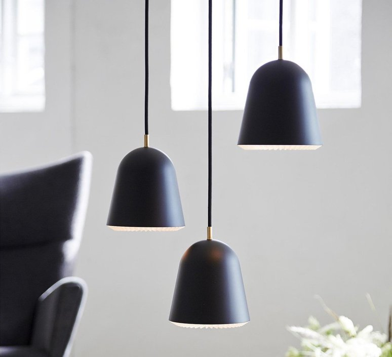 Cache s aurelien barbry suspension pendant light  le klint 155 sb  design signed 50317 product