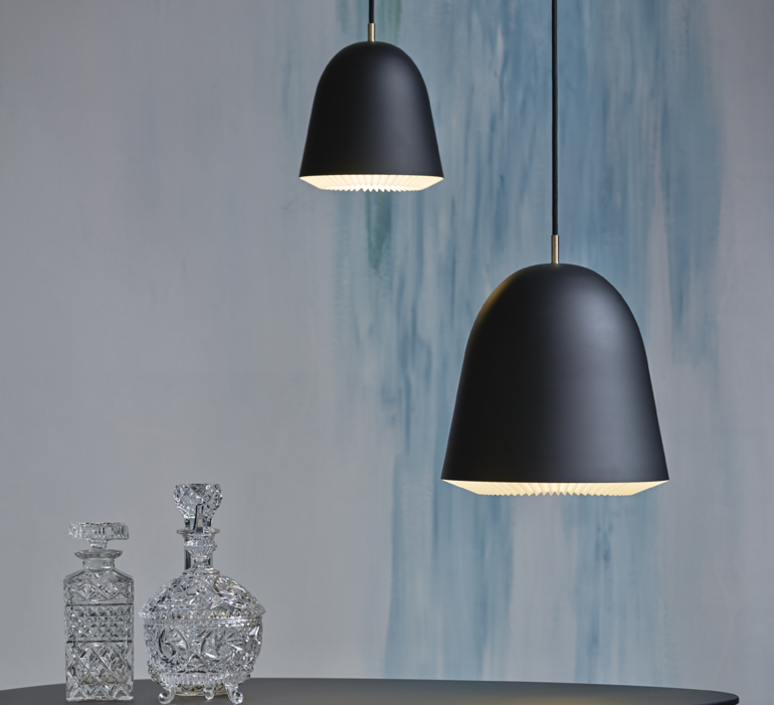 Cache s aurelien barbry suspension pendant light  le klint 155 sb  design signed 50318 product