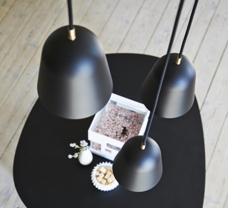 Cache xs aurelien barbry suspension pendant light  le klint 155 xsb  design signed 50316 product