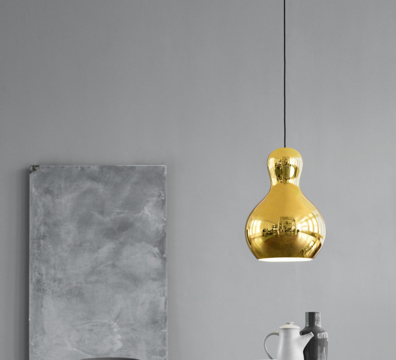 Calabash p2 komplot design suspension pendant light  nemo lighting 14018274  design signed nedgis 67153 product