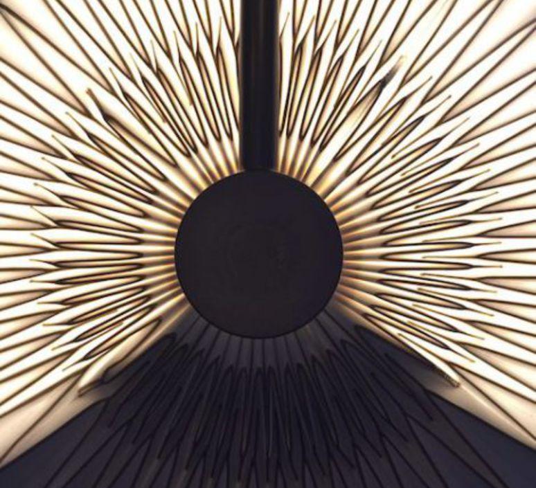 Caleo rikke frost suspension pendant light  le klint 126tv  design signed nedgis 74531 product