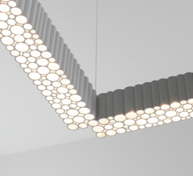 Lesbo quaglio simonelli suspension pendant light  artemide 0054010a  design signed nedgis 75598 product