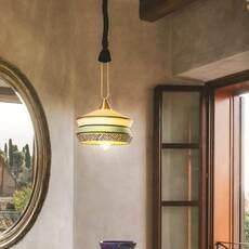 Calypso so antigua servomuto suspension pendant light  contardi acam 002019 p45009  design signed nedgis 86503 thumb