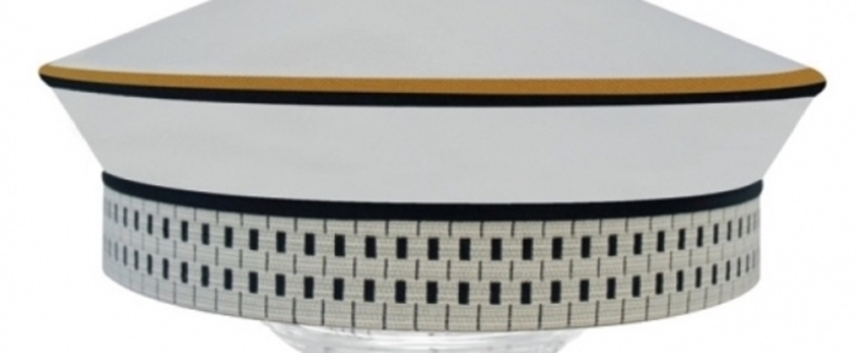 Suspension calypso so martinique blanc building o39cm h63cm contardi normal