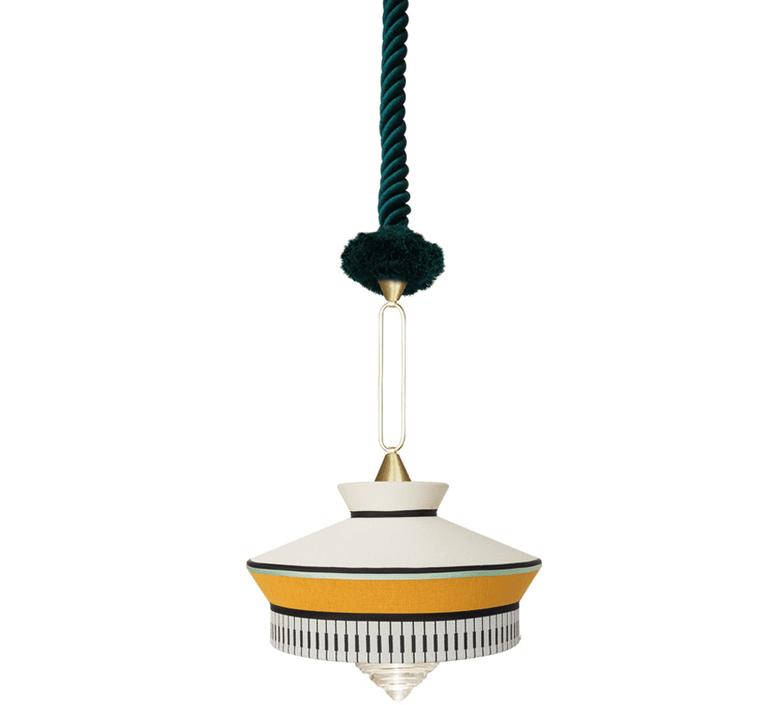 Calypso so martinique servomuto suspension pendant light  contardi acam 002019 p45005  design signed nedgis 86478 product