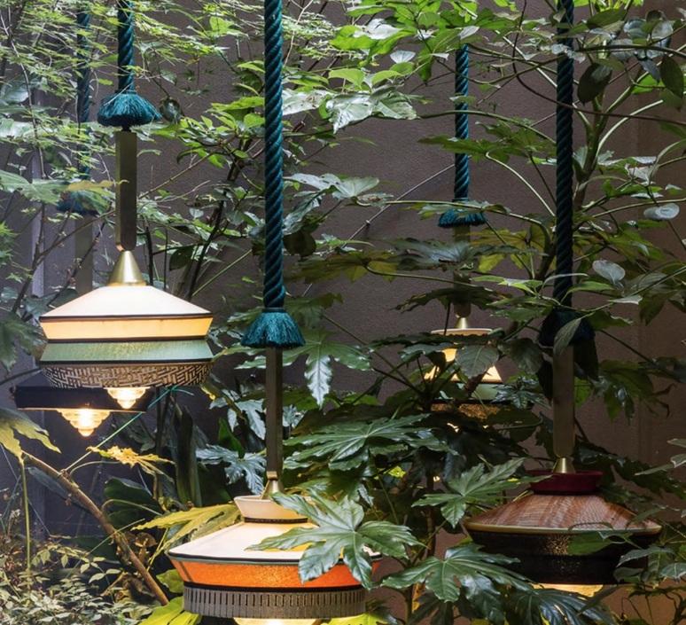 Calypso so outdoor antigua servomuto suspension pendant light  contardi acam 002172  design signed nedgis 88082 product