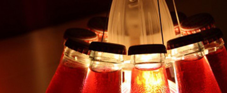 Suspension campari light rouge o23cm h400cm ingo maurer normal