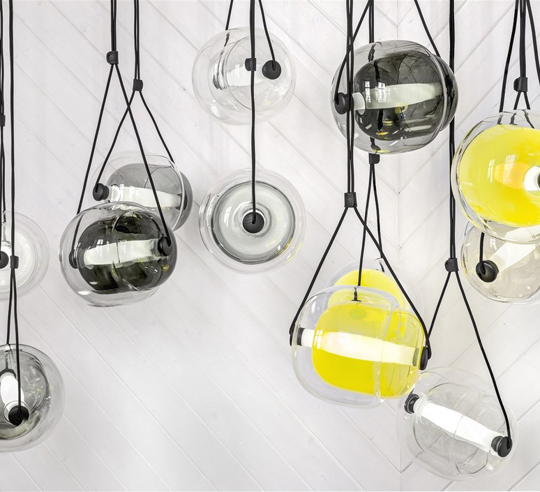 Capsula lucie koldova suspension pendant light  brokis pc937cgc23cgci681ccs846cecl519ceb756  design signed 50475 product