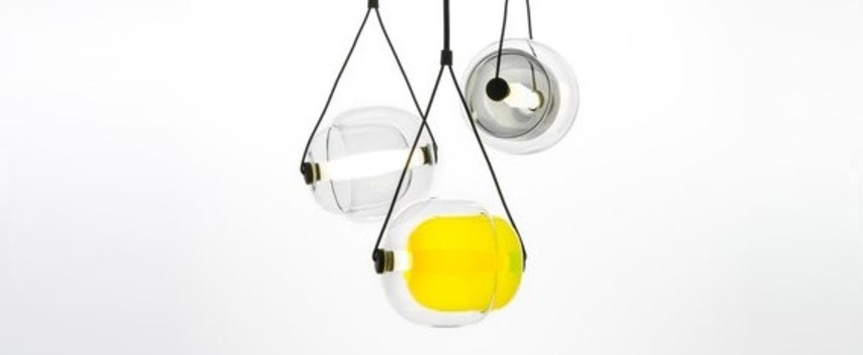 Suspension capsula jaune oocm brokis normal