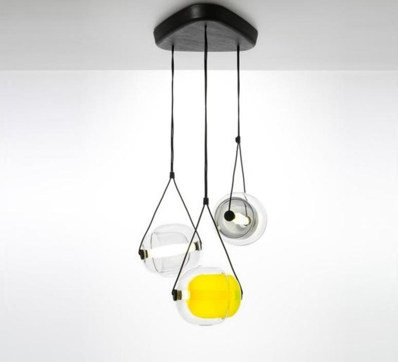 Capsula lucie koldova suspension pendant light  brokis pc943cgc23cgci682cgci681cgci685ccs846cecl519ceb756  design signed 33587 product