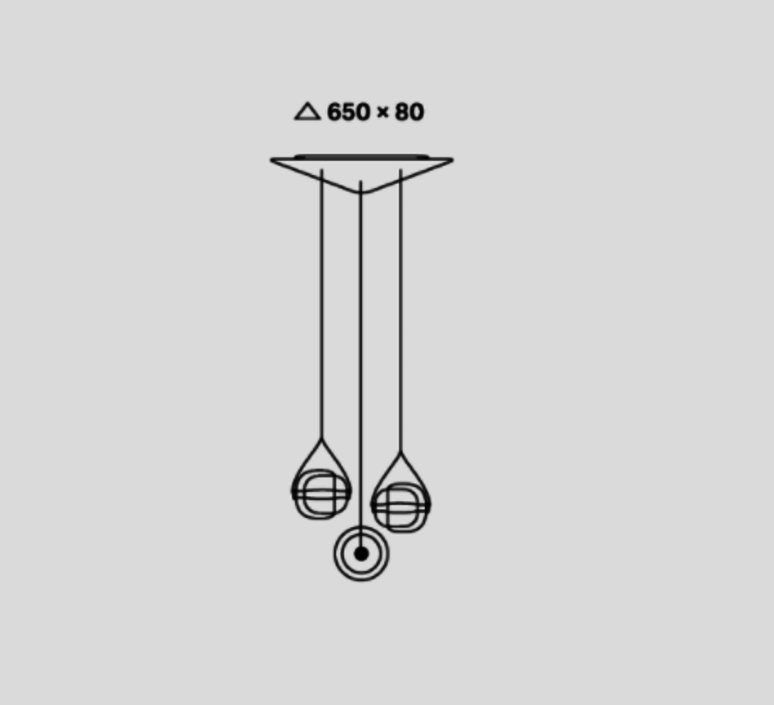 Capsula lucie koldova suspension pendant light  brokis pc943cgc23cgci938ccs846cecl519ceb756  design signed 33586 product