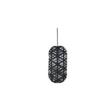 Capsule black m anon pairot suspension pendant light  forestier 20165  design signed 30696 thumb