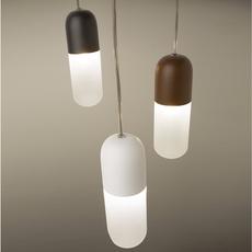 Capsule cristian cubina suspension pendant light  alma light 5320 011  design signed nedgis 116736 thumb