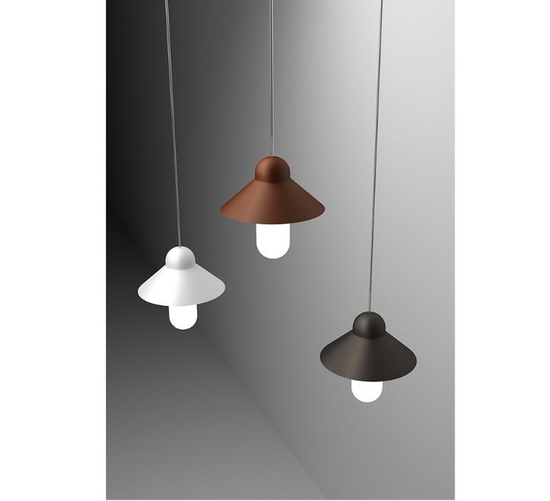 Capsulehat  cristian cubina suspension pendant light  alma light 5320 018   design signed nedgis 115507 product
