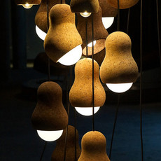 Captain cork club 5 miguel arruda suspension pendant light  dark 1024 67 001 01  design signed nedgis 69418 thumb