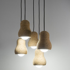 Captain cork club 5 miguel arruda suspension pendant light  dark 1024 67 001 01  design signed nedgis 69421 thumb