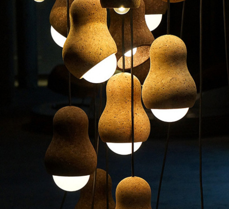 Captain cork s miguel arruda suspension pendant light  dark 1020 67 001 01 110  design signed nedgis 69360 product