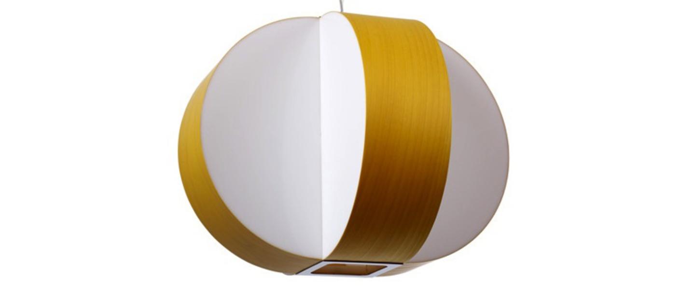 Suspension carambola sm jaune t5 o60cm h45cm lzf normal