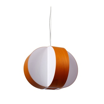 Suspension carambola sm orange t5 o60cm h45cm lzf normal