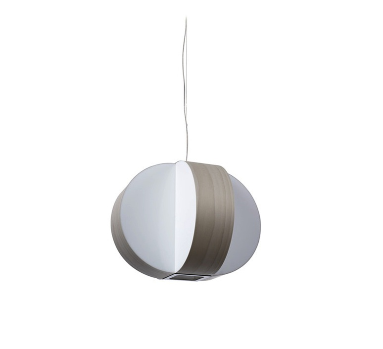 Gea 42 a marivi calvo suspension pendant light  lzf dark g42 a 29  design signed 31367 product