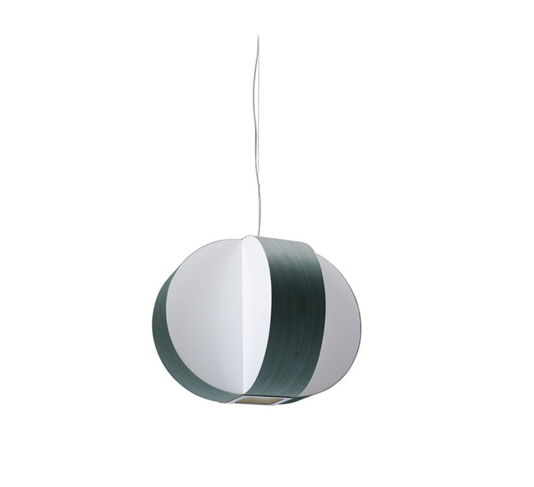 Gea 42 a marivi calvo suspension pendant light  lzf dark g42 a 30  design signed 31369 product