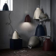 Caravaggio matt p1 cecilie manz suspension pendant light  nemo lighting 14037108  design signed nedgis 67079 thumb