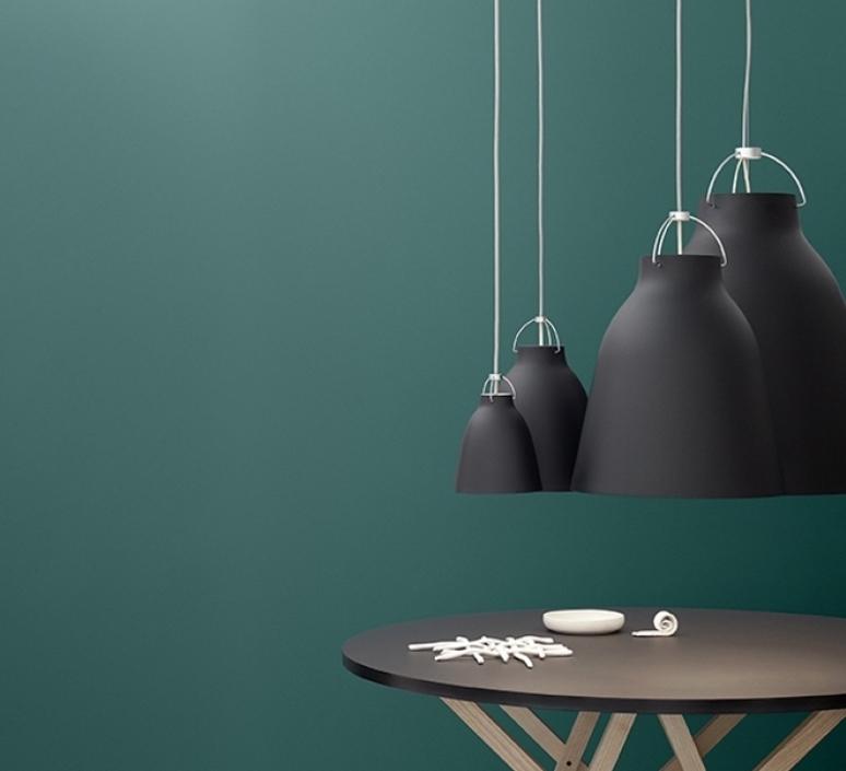 Caravaggio matt p1 cecilie manz suspension pendant light  nemo lighting 14037108  design signed nedgis 67080 product