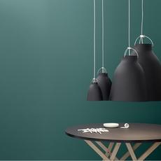 Caravaggio matt p1 cecilie manz suspension pendant light  nemo lighting 14037108  design signed nedgis 67080 thumb