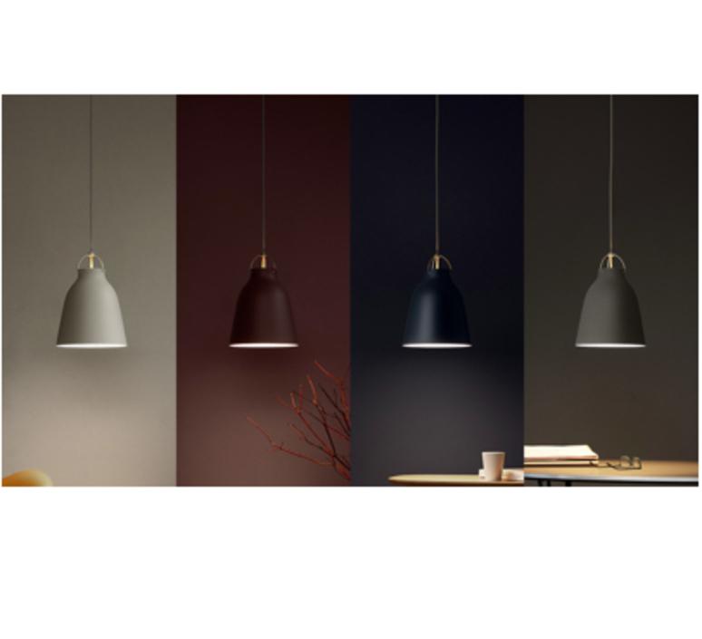 Caravaggio matt p1 cecilie manz suspension pendant light  nemo lighting 14037108  design signed nedgis 67082 product