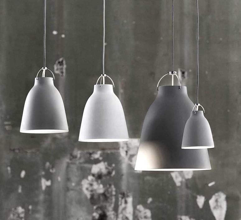 Caravaggio matt p1 cecilie manz suspension pendant light  nemo lighting 14037108  design signed nedgis 67084 product