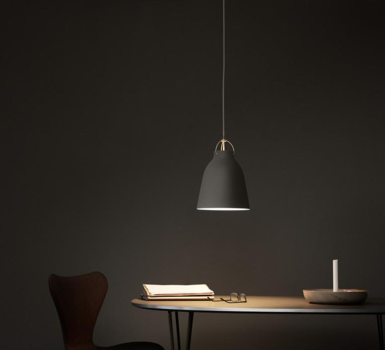 Caravaggio matt p2 cecilie manz suspension pendant light  nemo lighting 74627501  design signed nedgis 67094 product