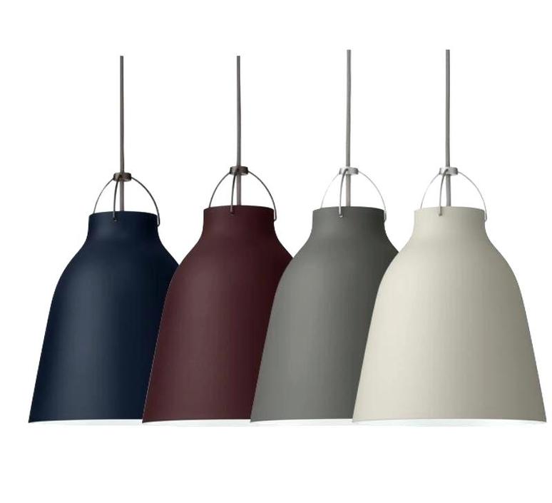 Caravaggio matt p2 cecilie manz suspension pendant light  nemo lighting 74627501  design signed nedgis 67100 product