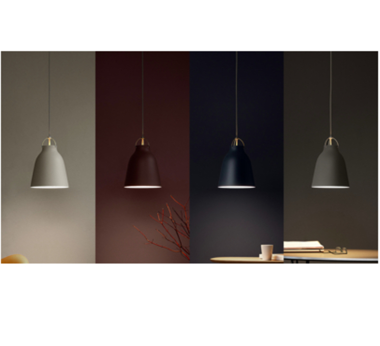 Caravaggio matt p4 cecilie manz suspension pendant light  nemo lighting 14037408  design signed nedgis 67116 product