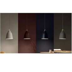 Caravaggio matt p4 cecilie manz suspension pendant light  nemo lighting 14037408  design signed nedgis 67116 thumb