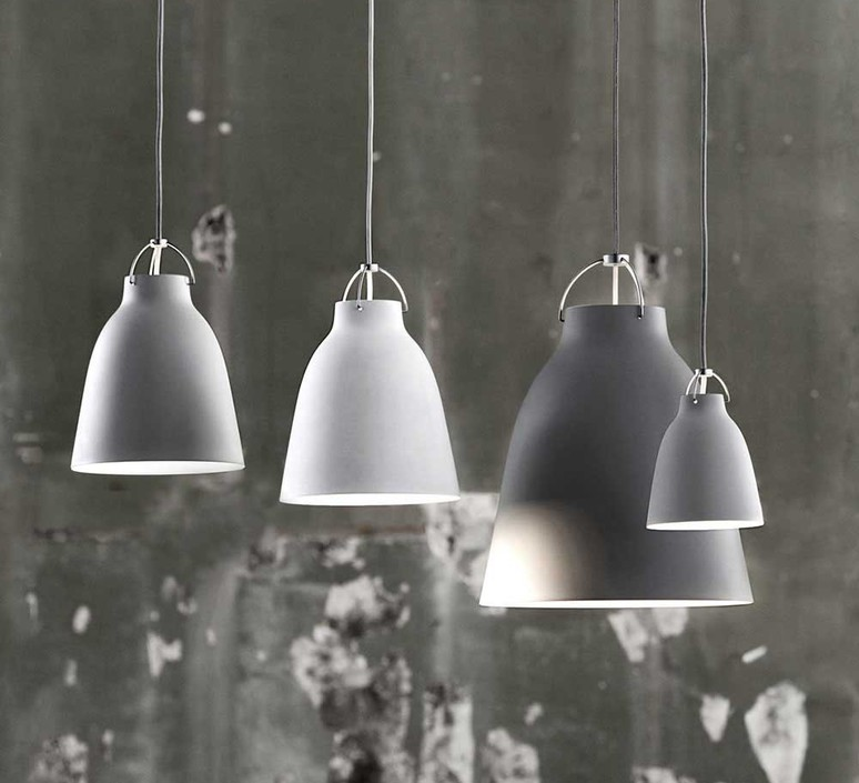 Caravaggio matt p4 cecilie manz suspension pendant light  nemo lighting 14037408  design signed nedgis 67121 product