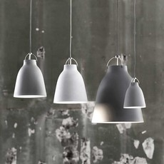 Caravaggio matt p4 cecilie manz suspension pendant light  nemo lighting 14037408  design signed nedgis 67121 thumb