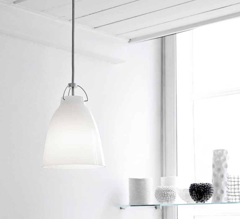 Caravaggio opal p1 cecilie manz suspension pendant light  nemo lighting 84183105  design signed nedgis 66622 product