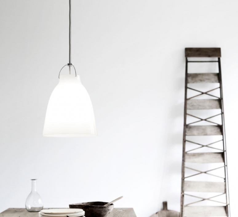 Caravaggio opal p1 cecilie manz suspension pendant light  nemo lighting 84183105  design signed nedgis 66624 product