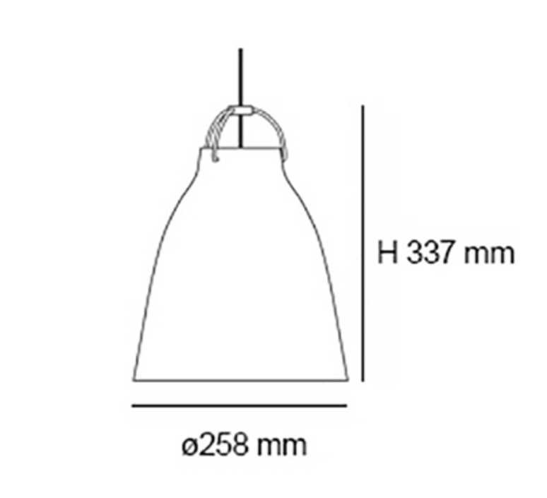 Caravaggio opal p2 cecilie manz suspension pendant light  nemo lighting 84183205  design signed nedgis 66625 product